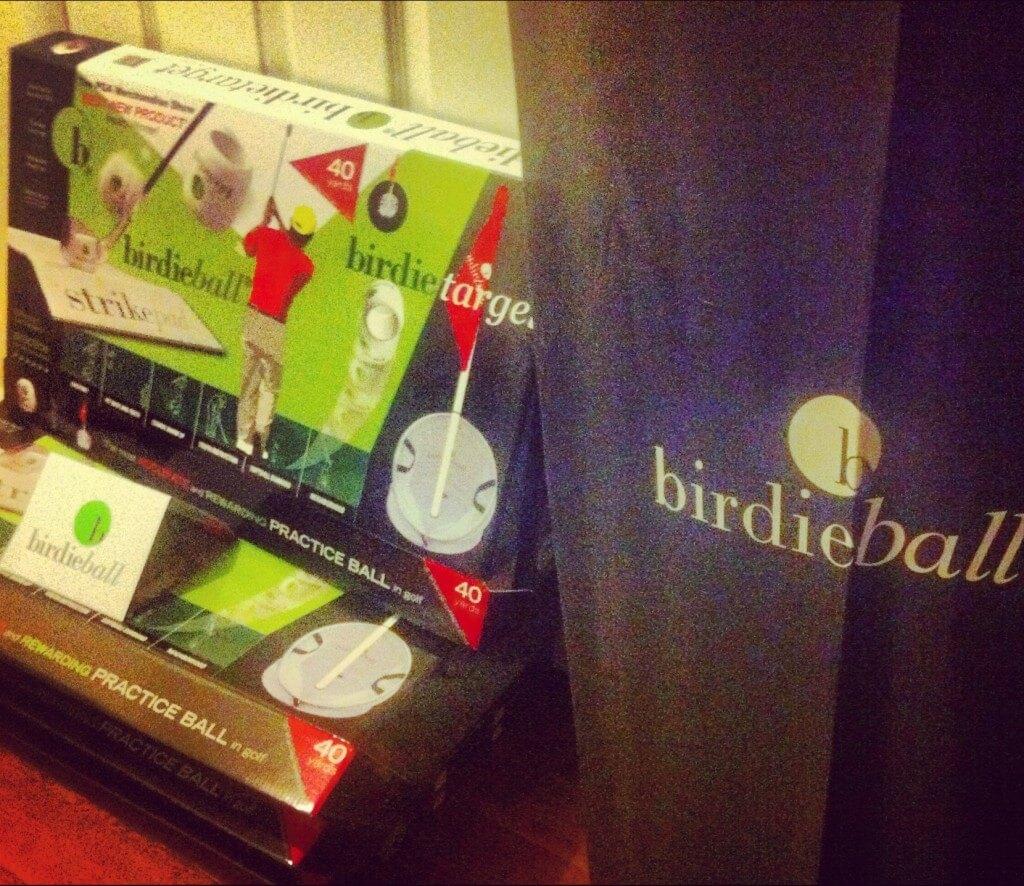 Birdieball Box - Golficity