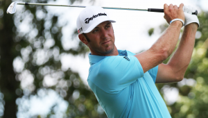 2013 Hyundai Tournament of Champions Winner Dustin Johnson