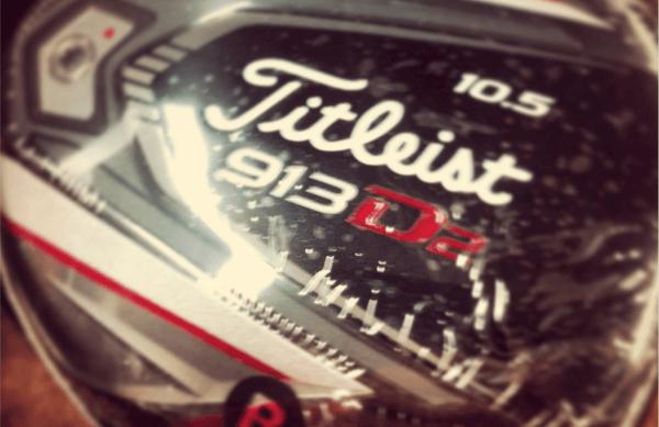 New Titleist 913 D3 Driver - Golficity
