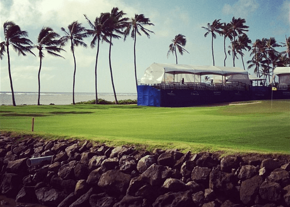 Sony Open at Waialae