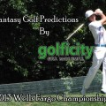 2013 Wells Fargo Championship - Fantasy Golf Predictions