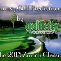 Fantasy Golf Predictions- 2013 Zurich Classic