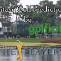 Fantasy Golf Predictions - The Players Championship 2013