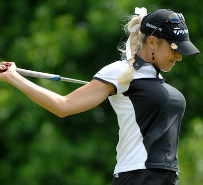 Hottest Women in Golf - Natalie Gulbis