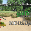 Fantasy Golf Predictions - 2013 US Open