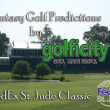 Fantasy Golf Predictions - FedEx St Jude Classic