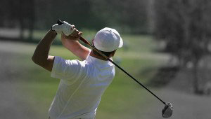 Learning How to Stay Centered in Your Golf Swing