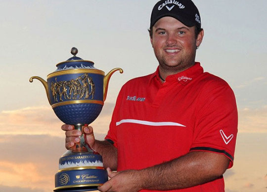Patrick Reed Wins the 2014 WGC-Cadillac Championship