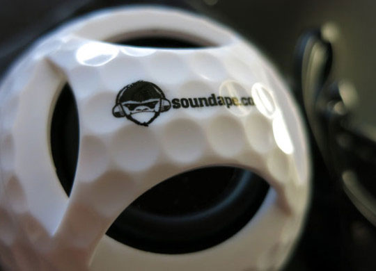 Soundape-gbs-1-Portable-Golf-Mini-Speaker-Review