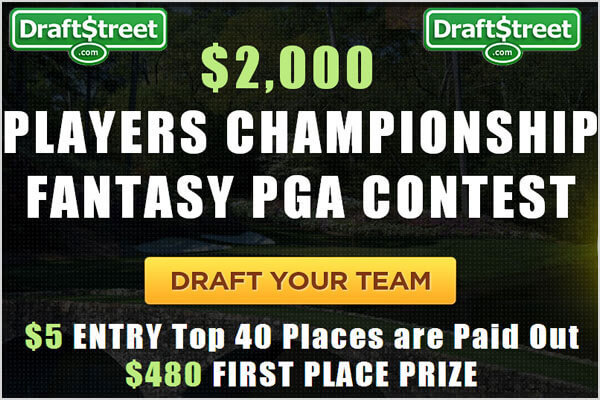 PLAYERS Championship Fantasy Golf Contest