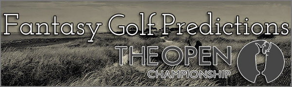 Fantasy Golf Picks, Odds, and Predictions – The Open Championship