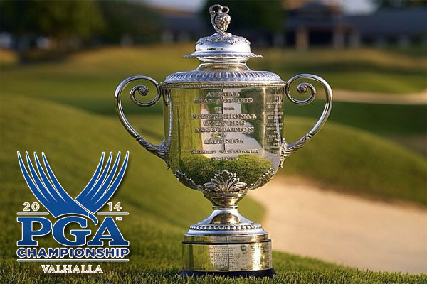 Fantasy Golf Picks Odds and Predictions - 2014 PGA Championship