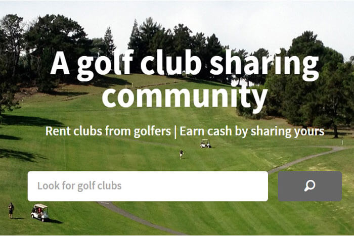 Gimmie Clubs Launches New Golf Club Lending Marketplace Cover