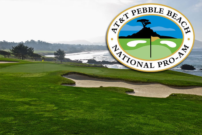 Fantasy Golf Picks Odds & Predictions 2015 AT&T Pebble Beach National Pro-Am