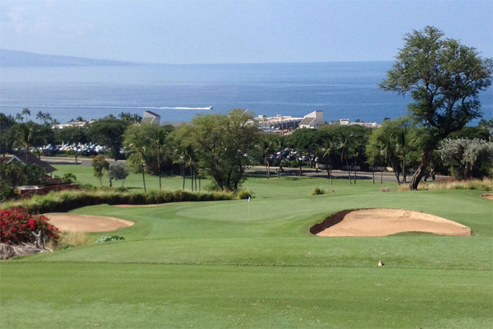 Wailea Blue Course Review by Gord Montgomery