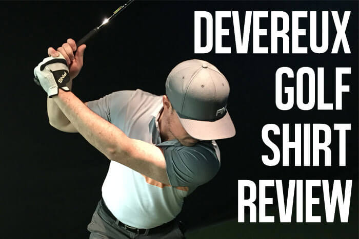 Devereux Golf Shirt Review - Golficity