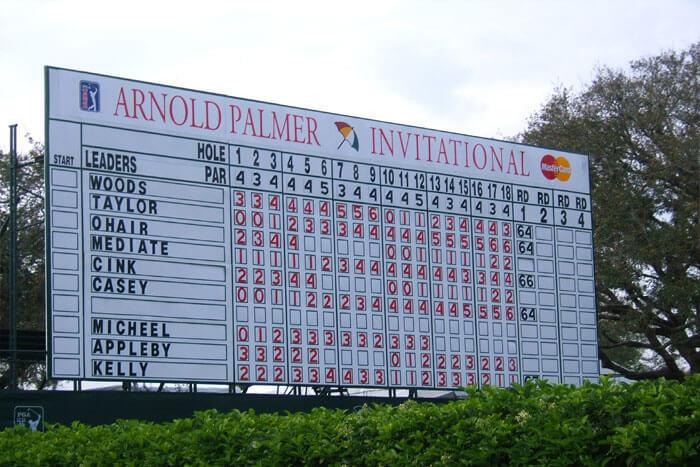 Fantasy Golf Picks Odds & Predictions Arnold Palmer Invitational