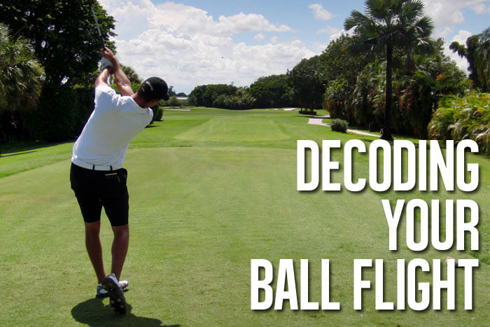 The Simple Way to Understand Your Ball Flight
