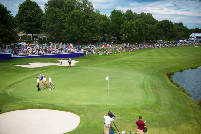 Fantasy Golf Picks Odds & Predictions 2015 FedEx St. Jude Classic Cover