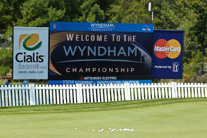 Fantasy Golf Picks Odds & Predictions 2015 Wyndham Championship