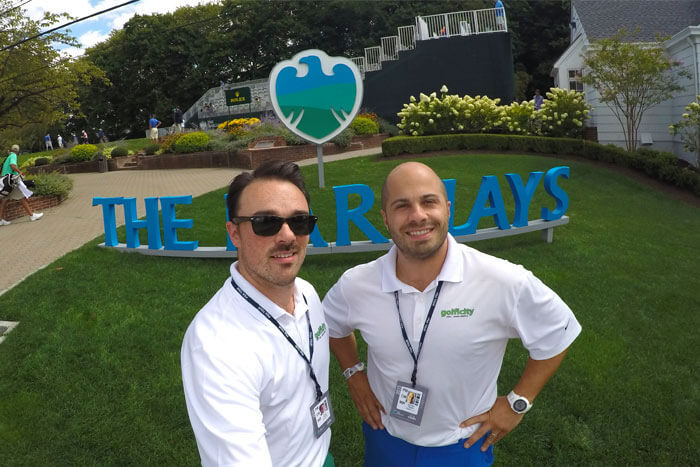 The Golf Podcast Live from The Barclays Golficity