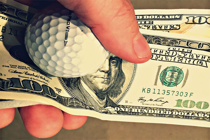 Golf gambling games for 4 players
