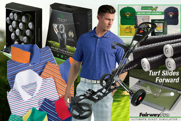 The Golficity Ultimate Golf Giveaway