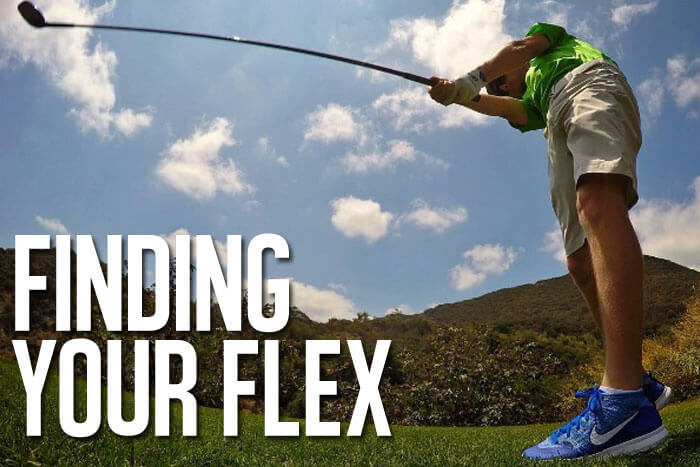 How to Find the Right Flex Shaft for Your Golf Clubs