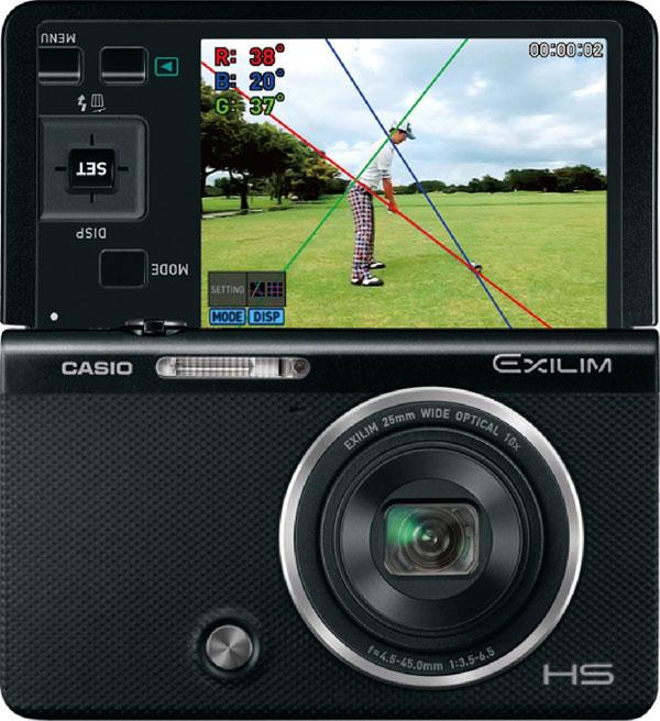 Home Golf Driving Range Camera