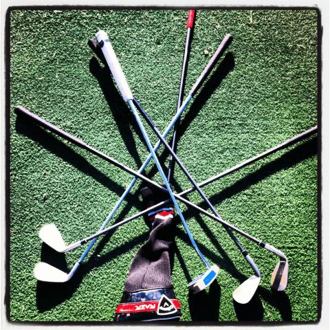 6 Club Game - Golficity