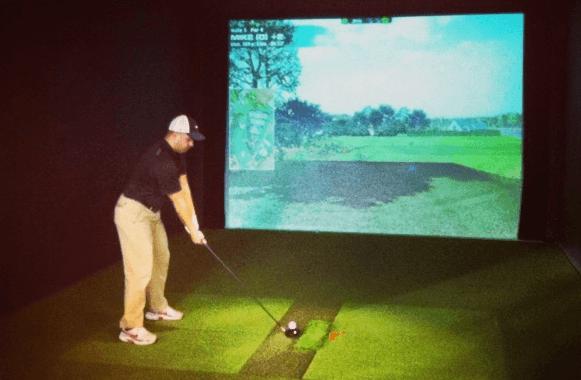 Indoor Golf Simulators