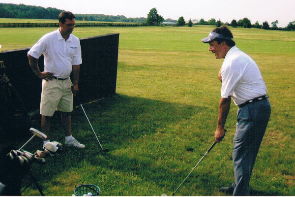 What to Expect from Your First Golf Lesson