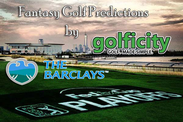 Barclays Golf Course In Jersey City