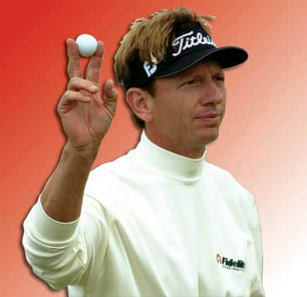 Brad Faxon Putting Interview