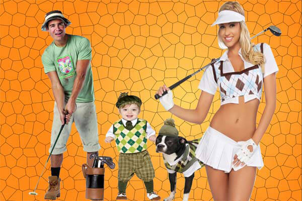 halloween costume ideas for golfers golficity