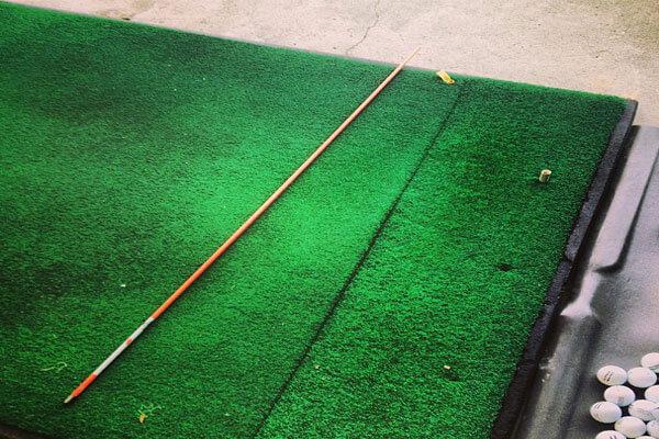 Golf-Alignment-Sticks