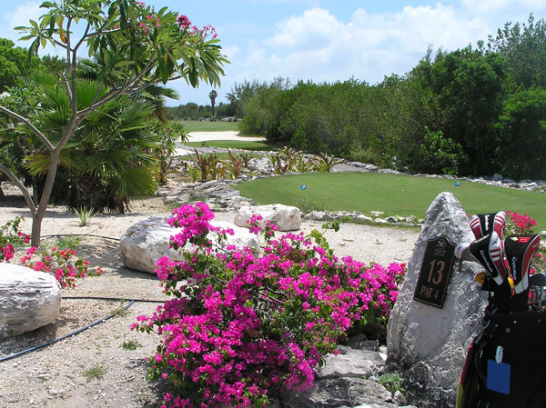 Provo Golf Club in Turks and Caicos - 13th Hole