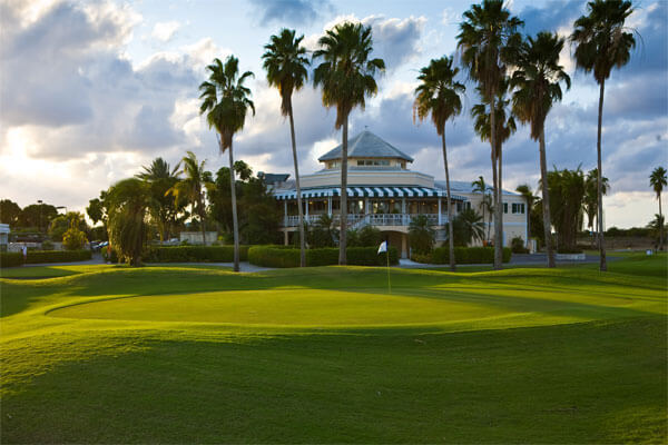 Provo Golf Club in Turks and Caicos
