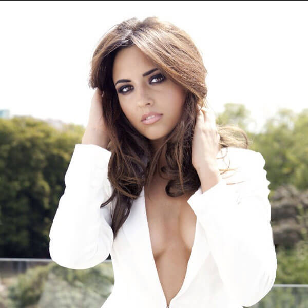 Hottest Women in Golf 2014 Nadia Forde