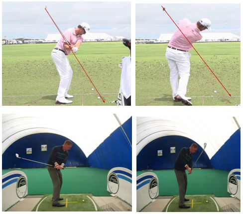 Be Careful of The Model Golf Swing - It Does Not Exist