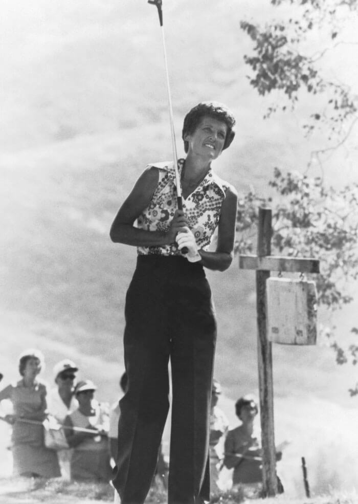 Ladies to Legends Hall of Fame Golfer Kathy Whitworth