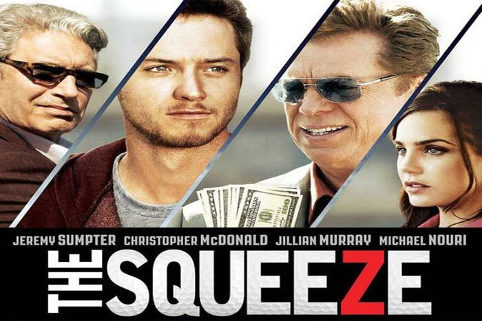 THE SQUEEZE Movie Review