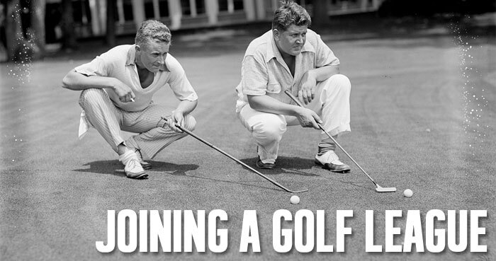 Everything You Need to Know About Joining a Golf League