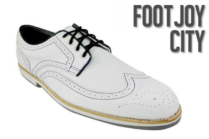 FJ City Golf Shoes Deal