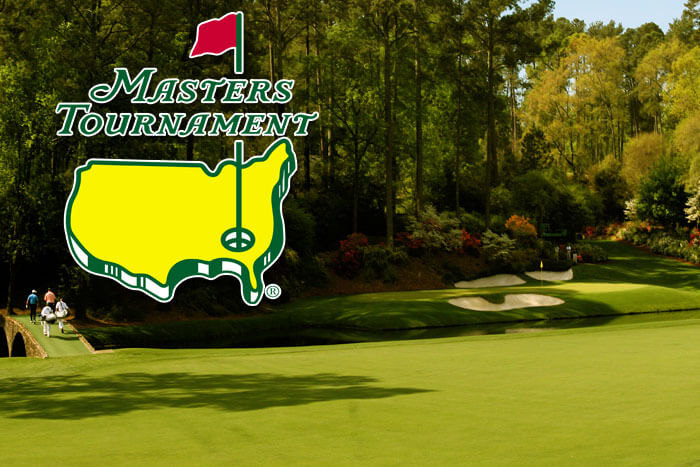 who winning the masters golf tournament