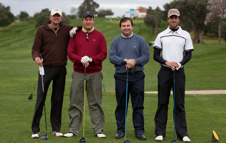 Joining a Golf League