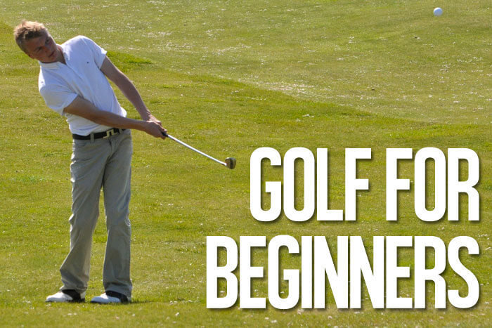 Golf for Beginners a Step by Step Guide to Getting Started with Golf