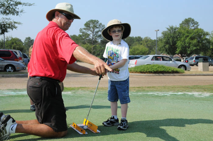How to Teach Your Kids to Play Golf 4