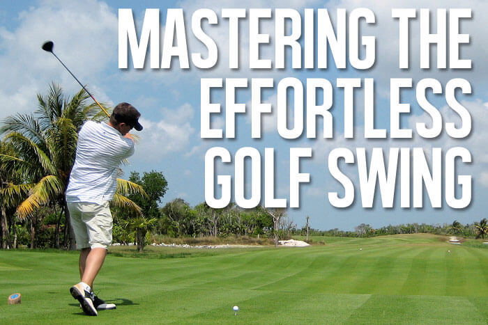 Mastering the Effortless Slow and Easy Golf Swing