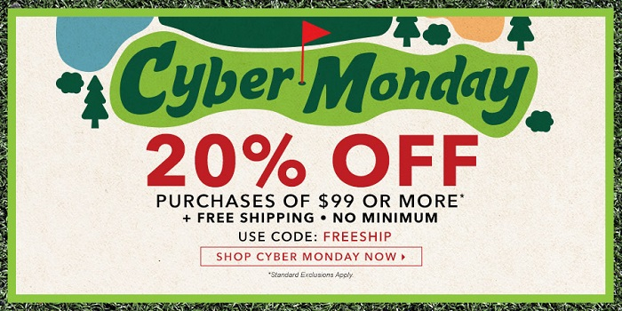 Best Black Friday Cyber Monday Golf Deals For 2015